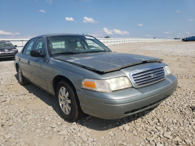 Salvage 2006 FORD CROWN VIC - Small image. Lot 52993811