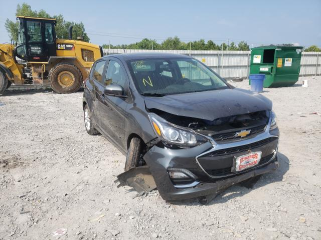 Salvage cars for sale at Hueytown, AL auction: 2020 Chevrolet Spark 1LT