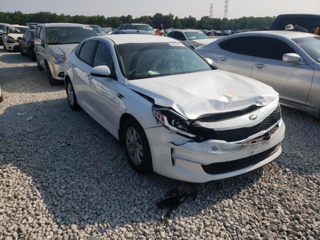 Vehiculos salvage en venta de Copart Memphis, TN: 2016 KIA Optima LX