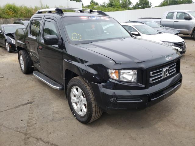 Vehiculos salvage en venta de Copart Marlboro, NY: 2007 Honda Ridgeline
