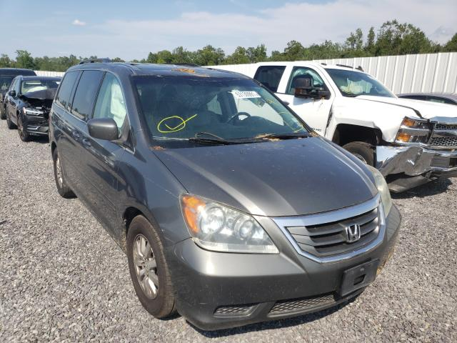 Vehiculos salvage en venta de Copart Fredericksburg, VA: 2008 Honda Odyssey EX