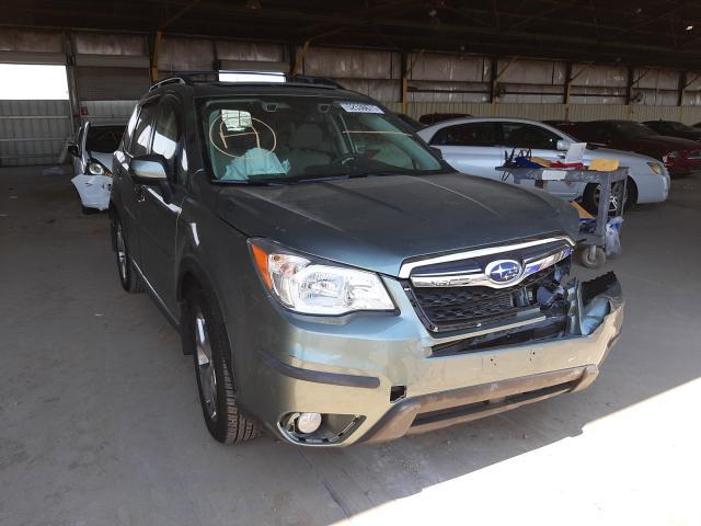 Vehiculos salvage en venta de Copart Phoenix, AZ: 2015 Subaru Forester 2