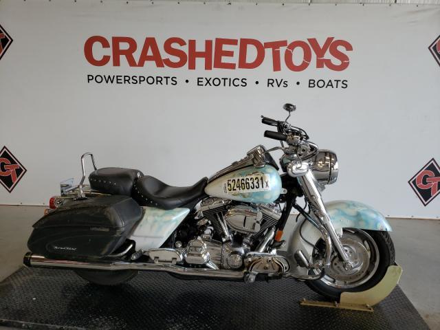 Vehiculos salvage en venta de Copart Sikeston, MO: 2007 Harley-Davidson Flhrs