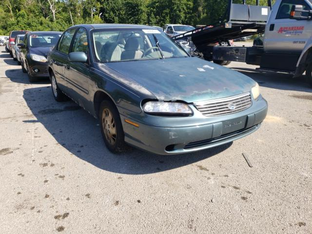 Chevrolet Malibu salvage cars for sale: 1998 Chevrolet Malibu