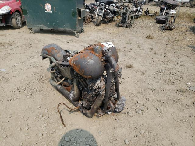 Salvage cars for sale from Copart Eugene, OR: 2003 Harley-Davidson FXD