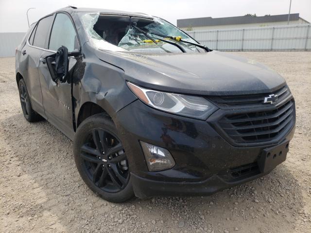 Vehiculos salvage en venta de Copart Bismarck, ND: 2020 Chevrolet Equinox LT