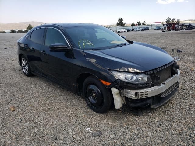 Salvage cars for sale from Copart Reno, NV: 2018 Honda Civic EXL