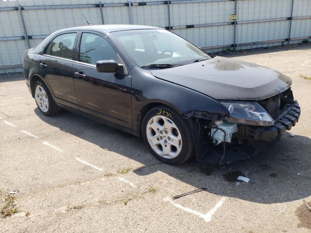 Vehiculos salvage en venta de Copart Moraine, OH: 2011 Ford Fusion SE