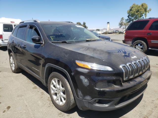 Vehiculos salvage en venta de Copart Martinez, CA: 2015 Jeep Cherokee L