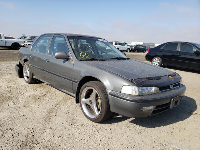 Honda Accord salvage cars for sale: 1992 Honda Accord