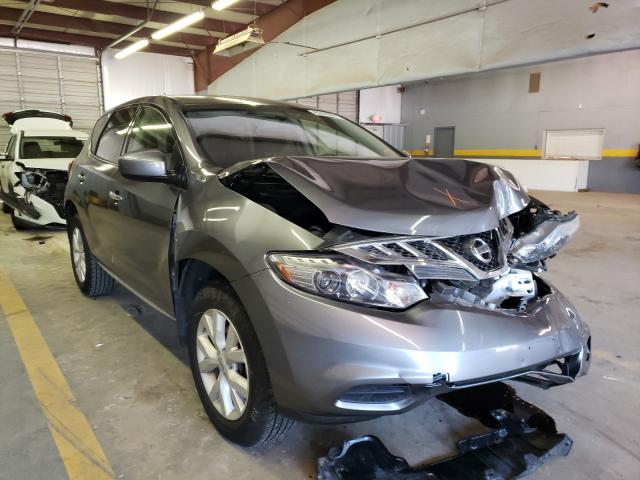 Vehiculos salvage en venta de Copart Mocksville, NC: 2014 Nissan Murano S