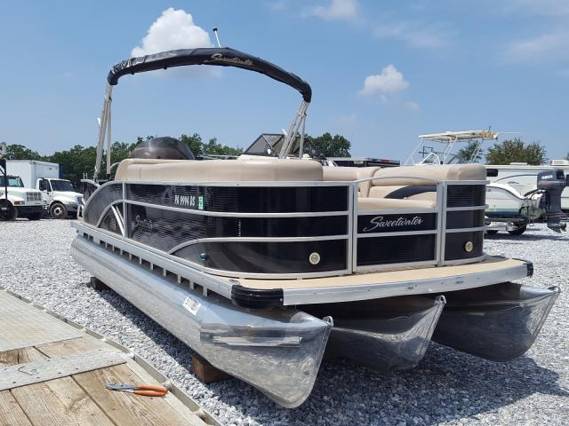 Sweetwater salvage cars for sale: 2013 Sweetwater Pontoon