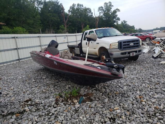 Salvage cars for sale from Copart Montgomery, AL: 2014 Nauticstar Boat