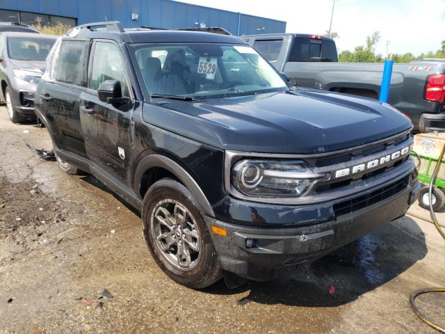 Ford Bronco salvage cars for sale: 2021 Ford Bronco