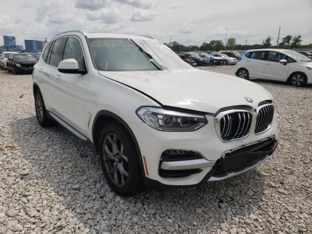 BMW Vehiculos salvage en venta: 2021 BMW X3 XDRIVE3