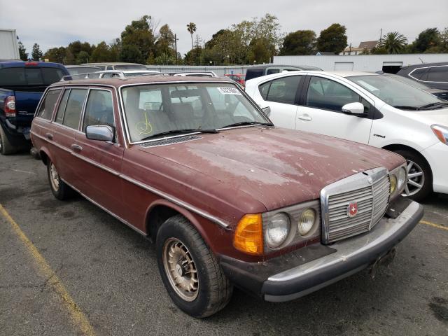 1982 Mercedes-Benz 300 TDT en venta en Vallejo, CA