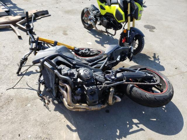 Salvage cars for sale from Copart San Diego, CA: 2015 Yamaha FZ09 C