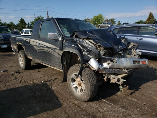 Salvage cars for sale from Copart Denver, CO: 1997 Nissan Truck King