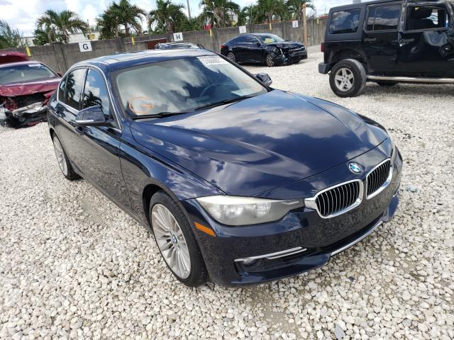 BMW 3 Series salvage cars for sale: 2014 BMW 3 Series