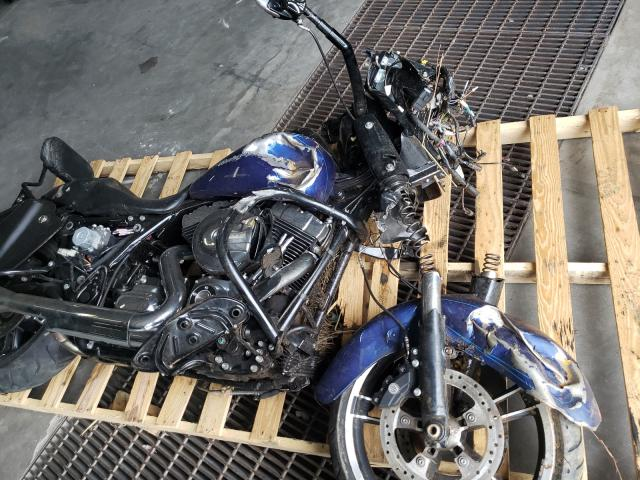 Salvage cars for sale from Copart Gaston, SC: 2015 Harley-Davidson Fltrxs ROA