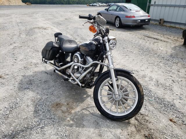 Salvage cars for sale from Copart Gastonia, NC: 1998 Harley-Davidson FXD