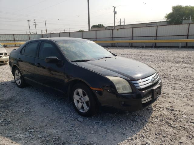 Salvage cars for sale from Copart Haslet, TX: 2007 Ford Fusion