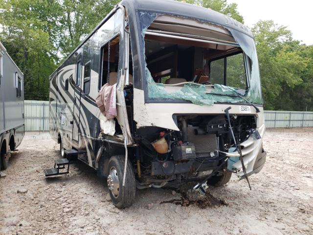 Fleetwood Storm salvage cars for sale: 2015 Fleetwood Storm