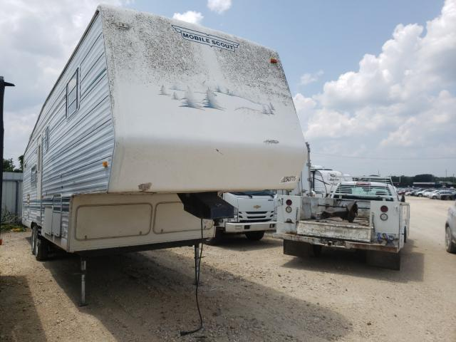Salvage cars for sale from Copart Temple, TX: 1997 Sunline Hanma R650