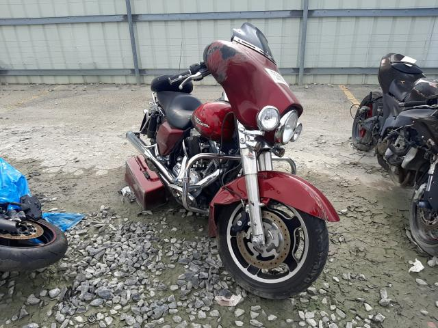 Salvage cars for sale from Copart Montgomery, AL: 2009 Harley-Davidson Flhx