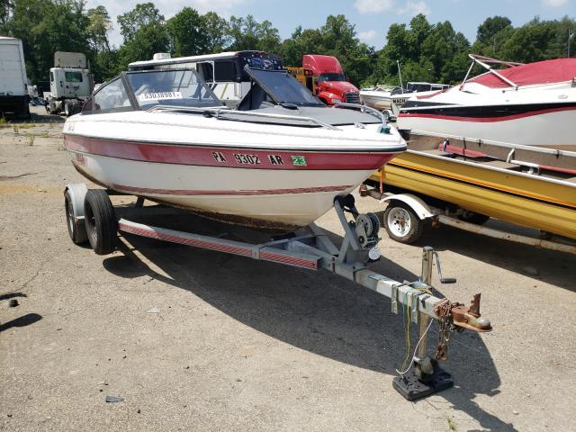 Sunbird salvage cars for sale: 1989 Sunbird Boat