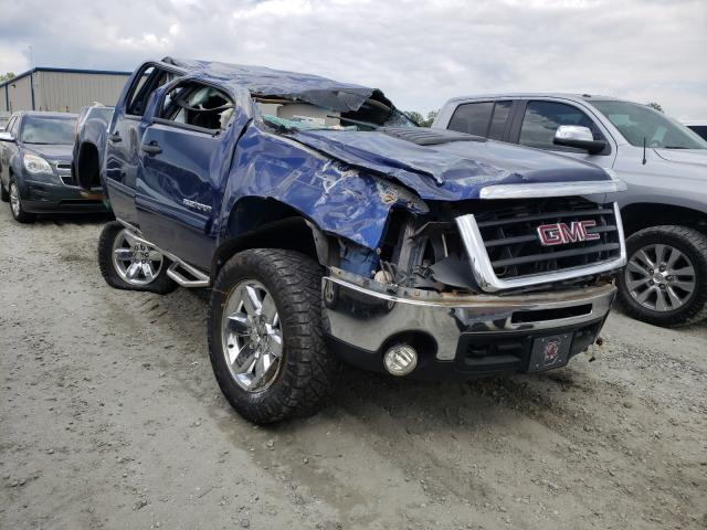 Salvage cars for sale from Copart Spartanburg, SC: 2013 GMC Sierra K15
