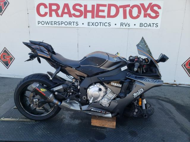 Salvage cars for sale from Copart Van Nuys, CA: 2016 Yamaha YZFR1 C