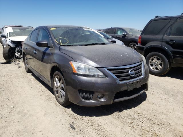Vehiculos salvage en venta de Copart Martinez, CA: 2013 Nissan Sentra S