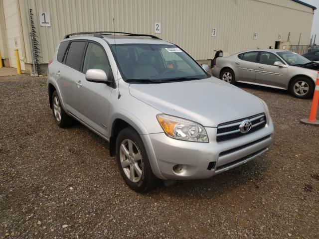 Vehiculos salvage en venta de Copart Rocky View County, AB: 2008 Toyota Rav4 Limited