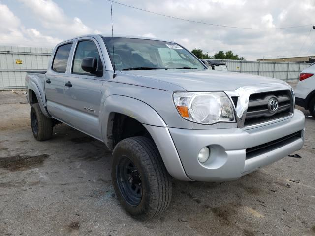Toyota salvage cars for sale: 2010 Toyota Tacoma