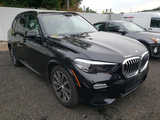 BMW Vehiculos salvage en venta: 2019 BMW X5 XDRIVE4