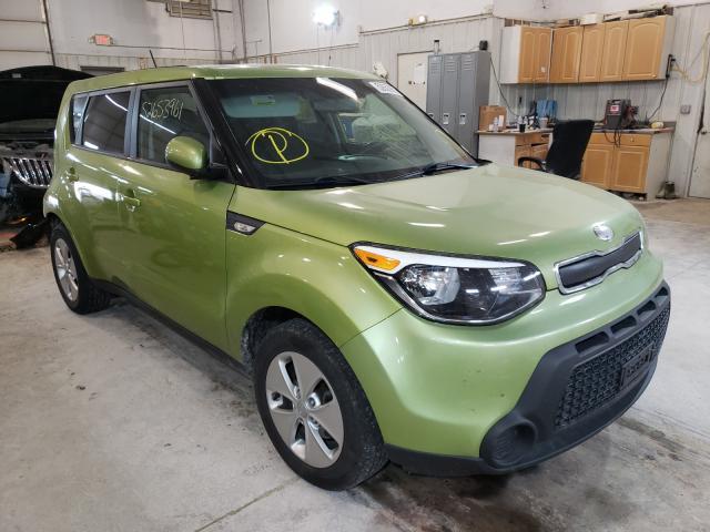 KIA salvage cars for sale: 2014 KIA Soul