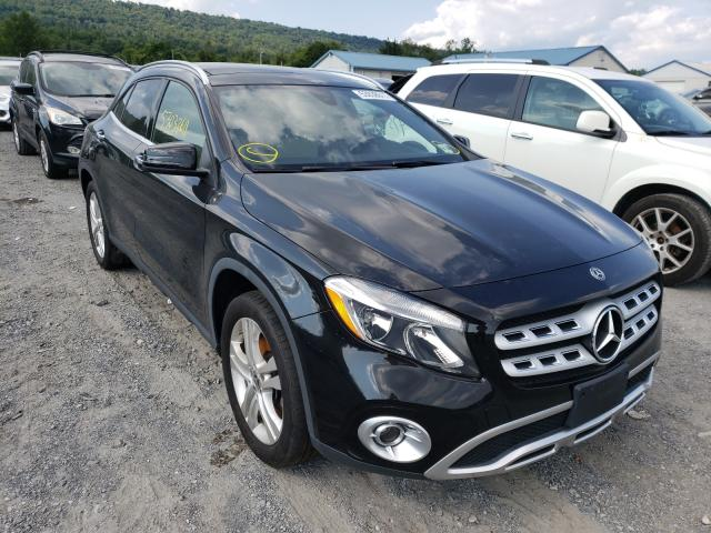 Salvage cars for sale from Copart Grantville, PA: 2019 Mercedes-Benz GLA 250 4M