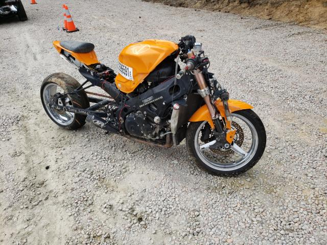Salvage cars for sale from Copart Knightdale, NC: 2008 Suzuki GSX-R1000