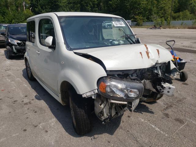 Nissan Vehiculos salvage en venta: 2011 Nissan Cube Base