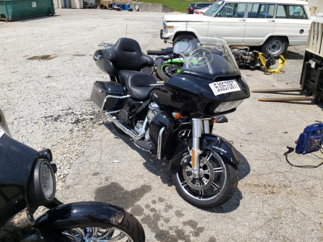 Salvage cars for sale from Copart Gainesville, GA: 2021 Harley-Davidson Fltrk