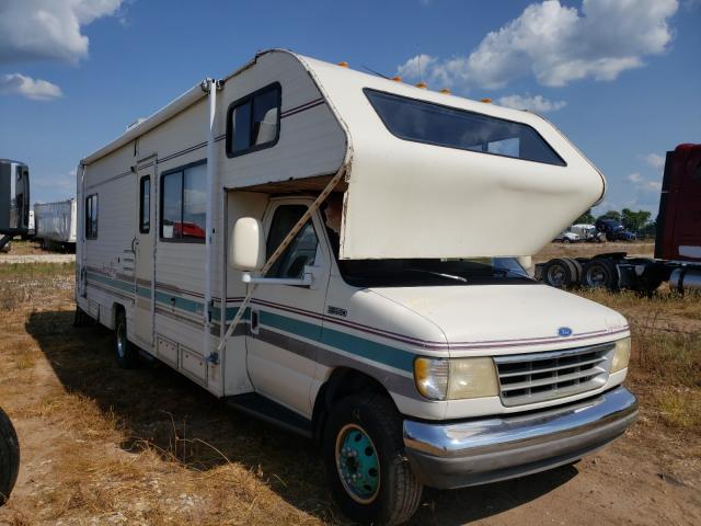 Fleetwood Jamboree salvage cars for sale: 1993 Fleetwood Jamboree