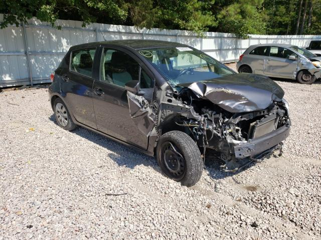 Salvage cars for sale from Copart Knightdale, NC: 2014 Toyota Yaris