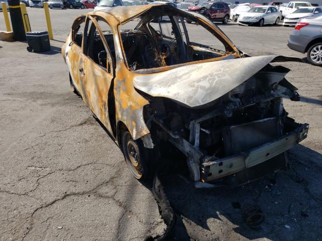 Vehiculos salvage en venta de Copart Colton, CA: 2013 Nissan Versa S