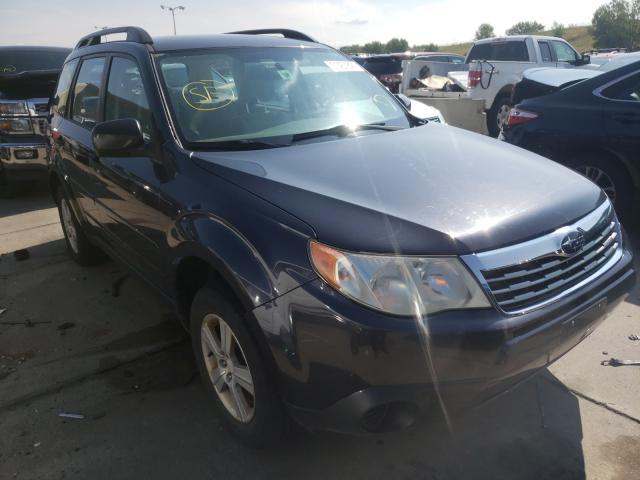 Subaru Vehiculos salvage en venta: 2010 Subaru Forester X