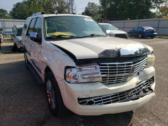 Lincoln Vehiculos salvage en venta: 2007 Lincoln Navigator