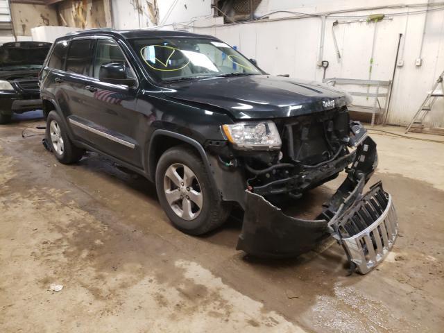 Vehiculos salvage en venta de Copart Casper, WY: 2012 Jeep Grand Cherokee