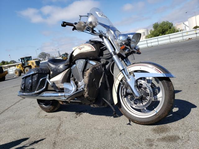 Salvage cars for sale from Copart Martinez, CA: 2014 Victory Cross Road