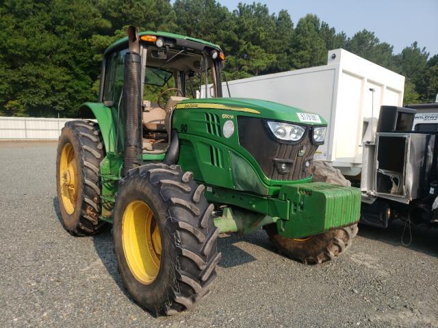 2015 John Deere Tractor en venta en Shreveport, LA