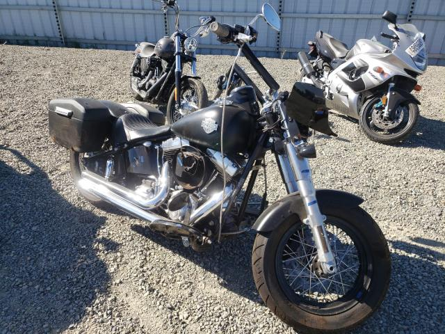 Harley-Davidson salvage cars for sale: 2016 Harley-Davidson FLS Softai
